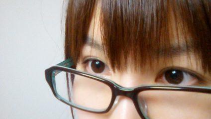 メガネ フレーム 白くなる