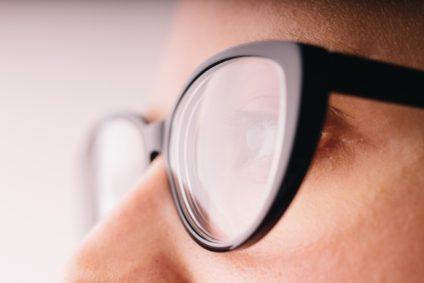 メガネ フレーム 修理