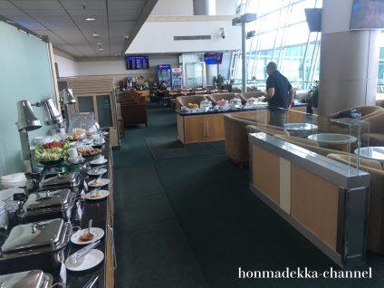 ホーチミン空港 ラウンジ