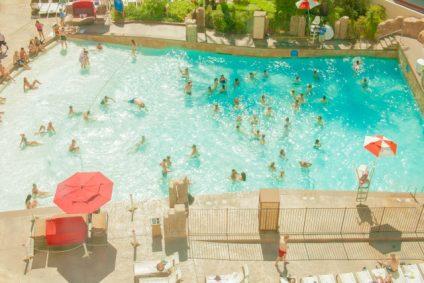 日焼け止め プール 禁止