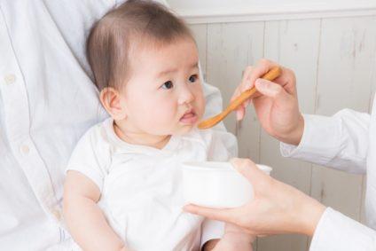 離乳食 初期
